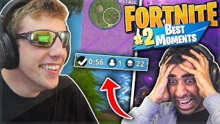 BEST SIDEMEN FORTNITE MOMENTS! 2