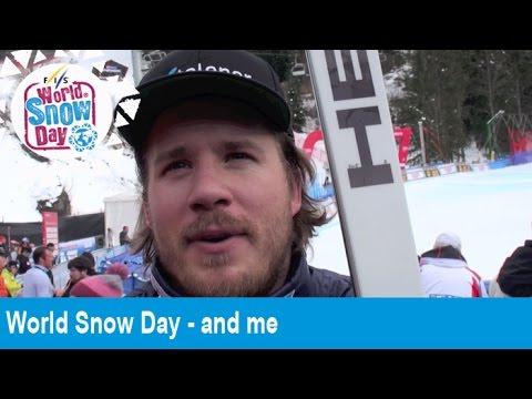 World Snow Day and Me: Kjetil Jansrud