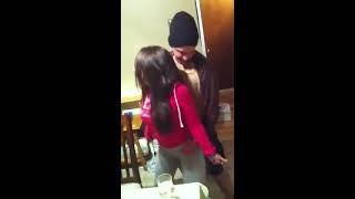 SEXY GIRL SHOWS A GUY HOW ITS DONE!