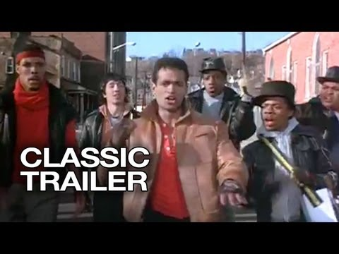 Rappin' Official Trailer #1 - Mario Van Peebles Movie (1985) HD