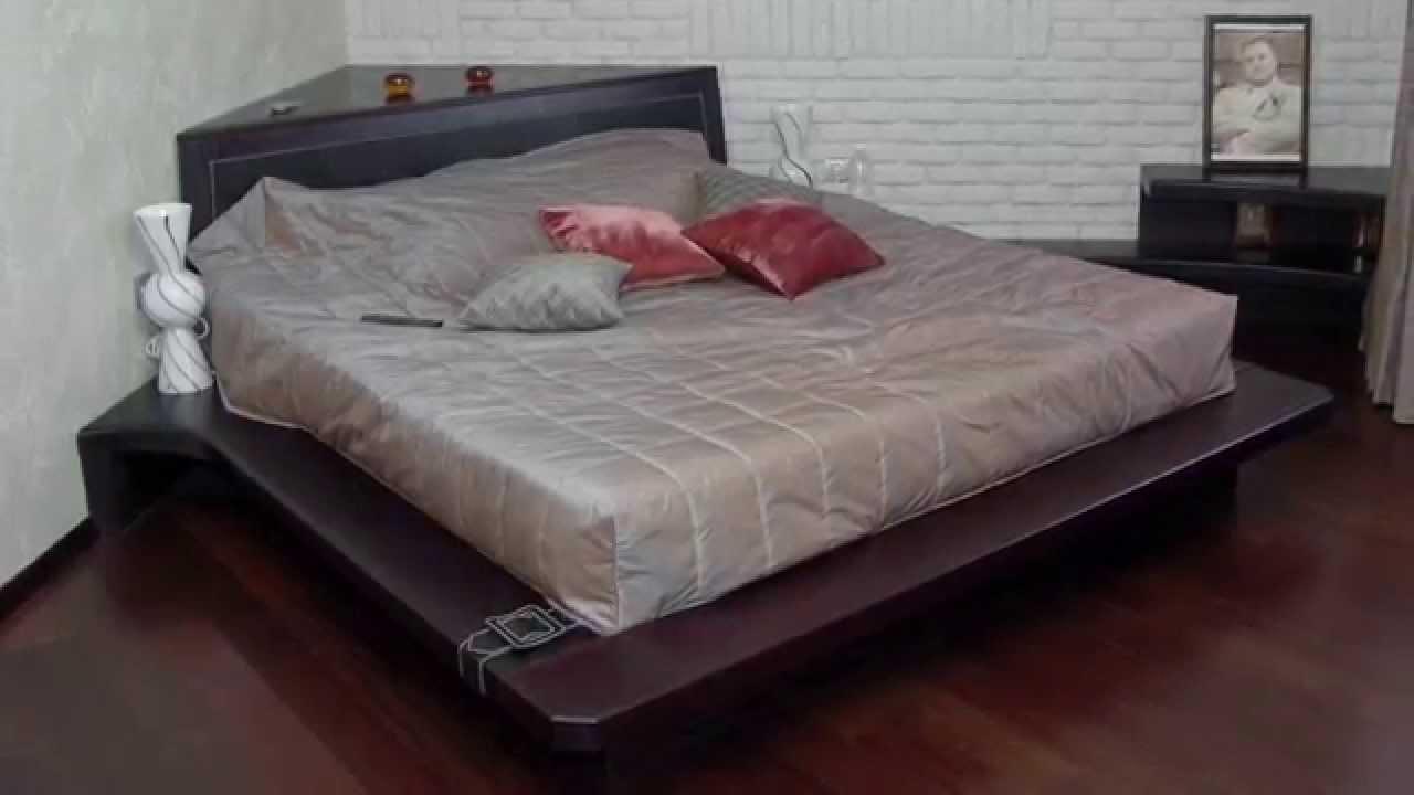 Угловая кровать