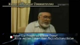 Khatam-an-Nabiyeen - Ein Messias und Prophet Allahs nach Hazrat Muhammad (saw) 8/33