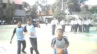 Class Meeting SMPN 244 Basket (Kelas IX-G 1 - 5 Kelas IX-B)