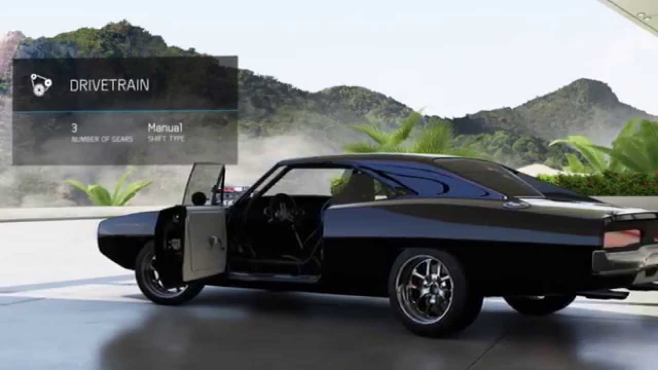 Dodge charger 1970 fast and furious 6