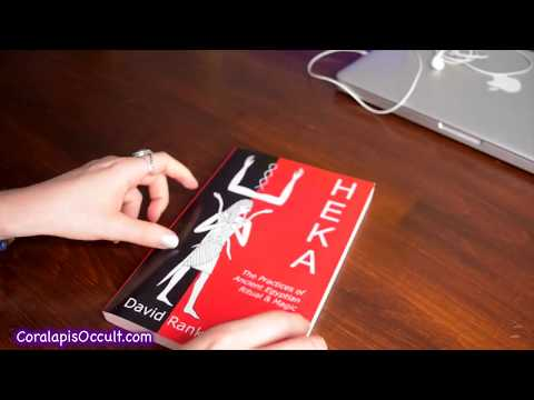 HEKA - The Practices of Ancient Egyptian ritual & Magic - Book review