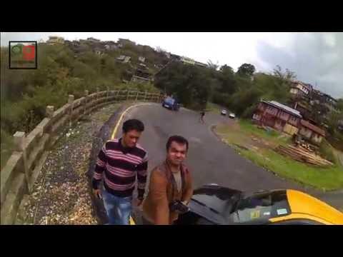 Khasi Hills View Point (NO AUDIO)