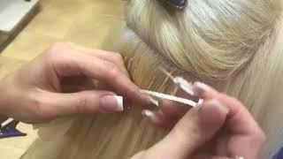 Наращивание волос в Киеве. Мастер и технолог по наращиванию волос Наталья Тютюнник.