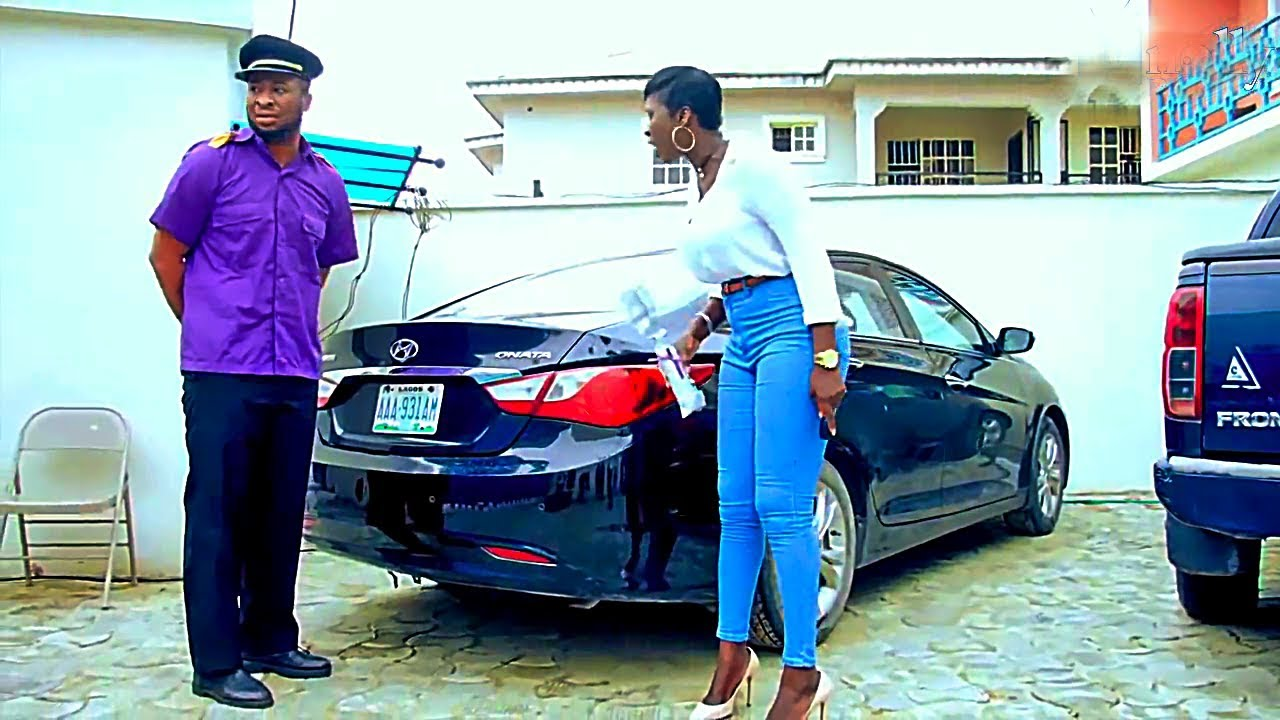 Download She Doesnt Know I Am The Owner Of The House Pretending To Be A Common Gateman - nigerian movies