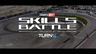 Formula DRIFT Skills Battle Presented by Turn 14 Distribution