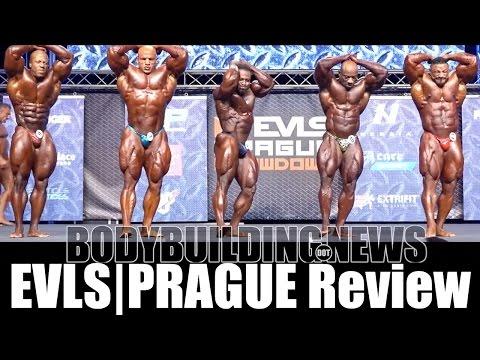 EVLS Prague Pro Review | IFBB 2016