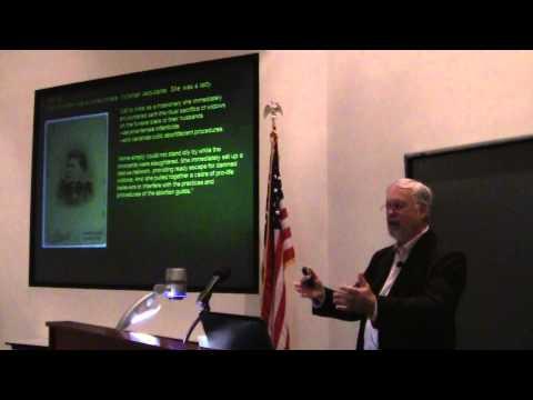 Dan Becker, The Pillars of Personhood, Part 4, IRSC, Unedited