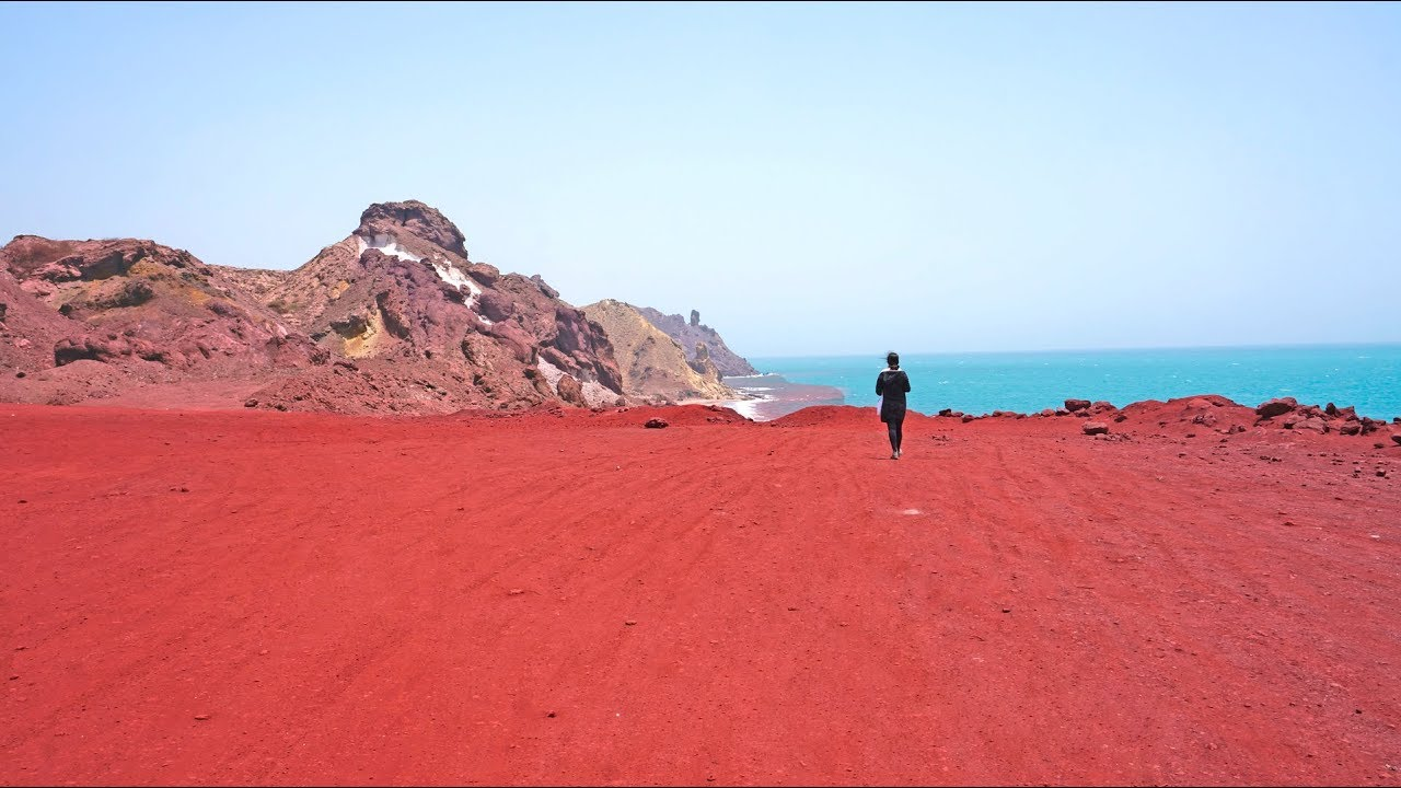 iran - hormuz island