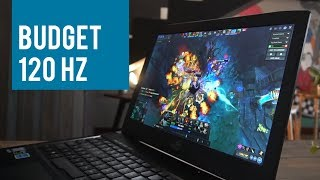 Asus ROG GL503 Strix Hero - 120 Hz for Everyone!