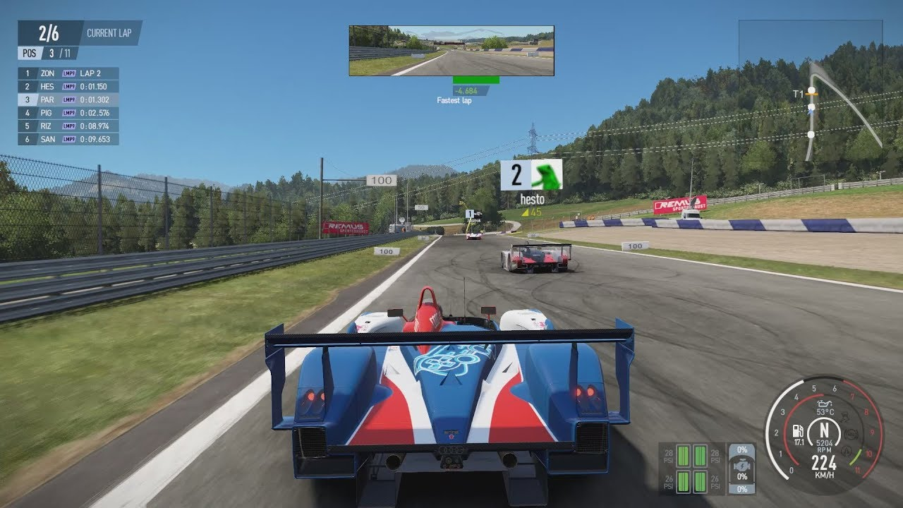 Project Cars  Multiplayer