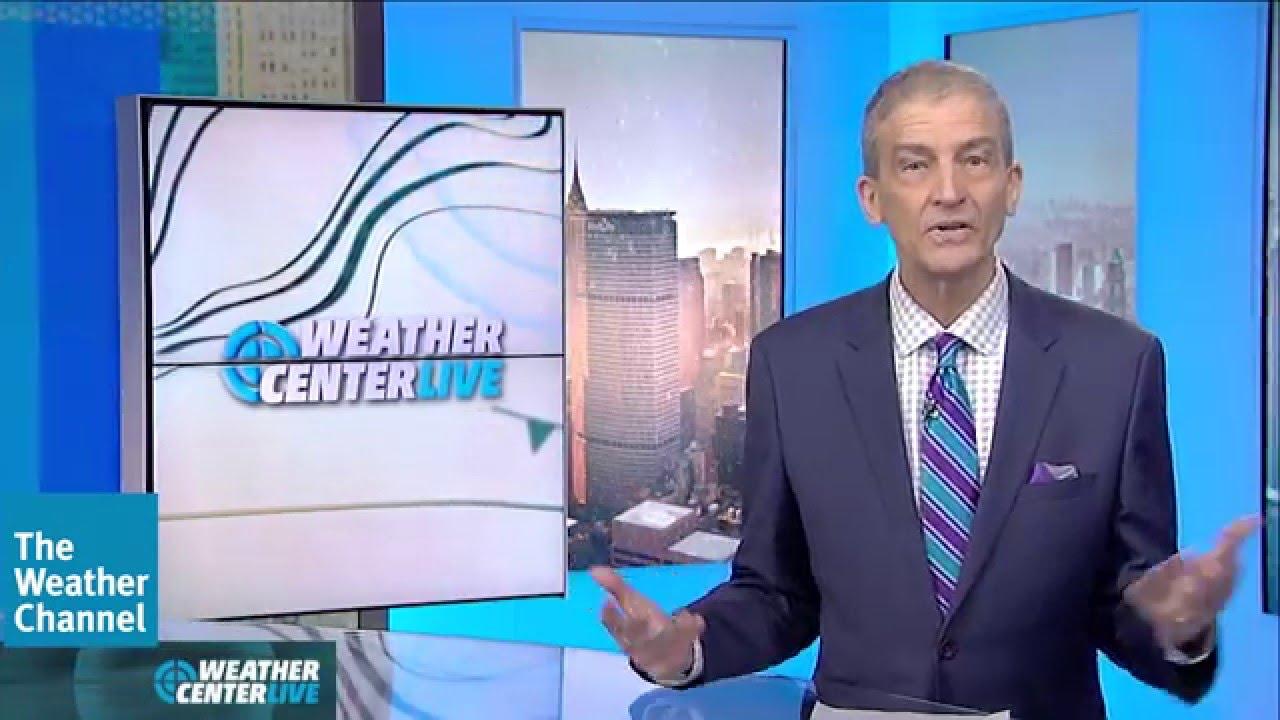 Dave swartz gay weather channel