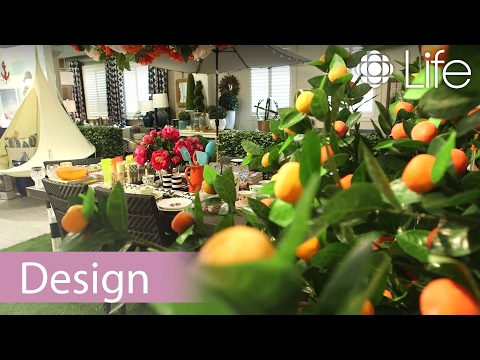 Spring and Summer Decor Trends for 2015   CBC Life