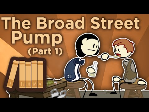 England: The Broad Street Pump - You Know Nothing, John Snow - Extra History - #1
