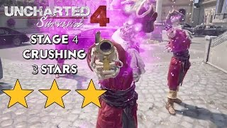 Uncharted 4 Survival: Stage 4 Crushing 3 stars (Patch 1.21.067)