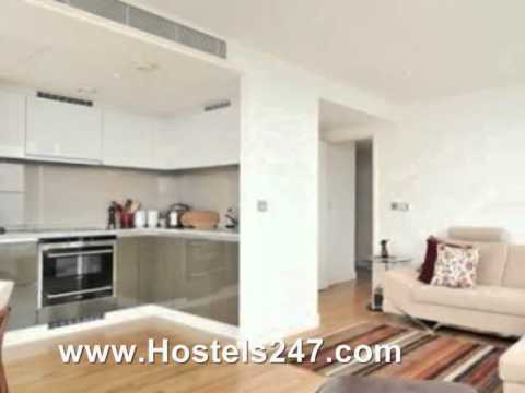 K Serviced Apartments Canary Wharf In London Video By Hostels247