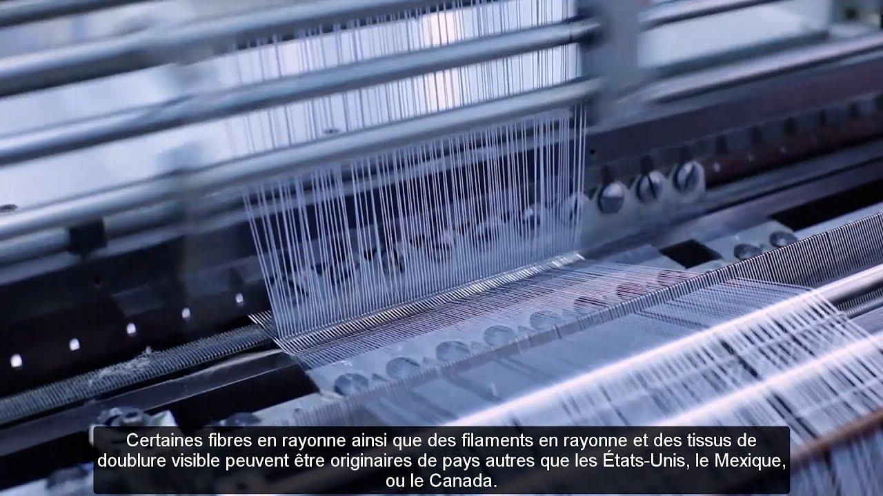Les changements qui auront un impact sur l'industrie textile et l'industrie du vêtement