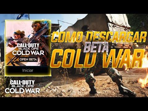 Como descargar BETA Cold War en PS4 + Requisitos para PC