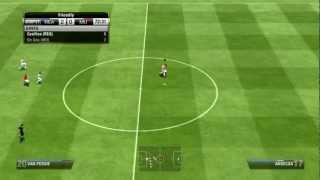 Fifa 13 PC Gameplay *HD* 1080P Max Settings