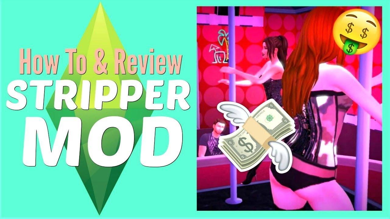 Sims 4 prostitution career mod