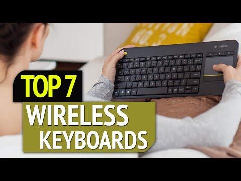 TOP 7: Best Wireless Keyboard 2019