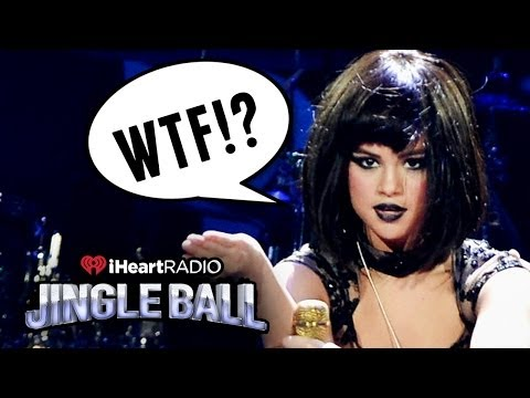 Selena Gomez Curses, Storms Off Jingle Ball Stage! (VIDEO)