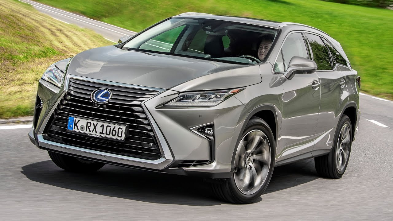2019 Lexus RX 450hL - Interior Exterior and Drive - YouTube