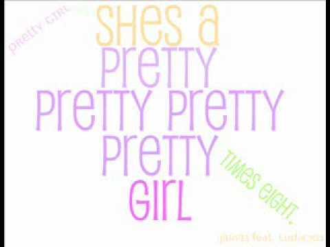 pretty girl - jarvis feat. ludacris lyrics