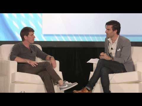 He knows where you are - Dennis Crowley fireside chat with M&M Global