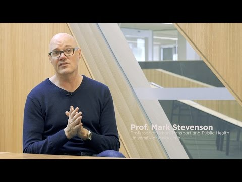 Urban Design - Transport and Population Health - Mark Stevenson