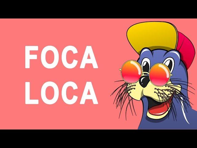 LA FOCA LOCA - (Dance Tutorial) - Kids Dance
