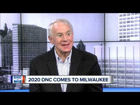 Milwaukee Mayor Tom Barrett Talks 2020 DNC's Impact On Residents