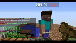 Minecraft Skyblock #1 Bölüm ada komutları