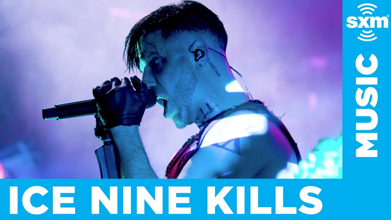 Download Ice Nine Kills - A Grave Mistake [Live @ Belasco Theater in L.A]