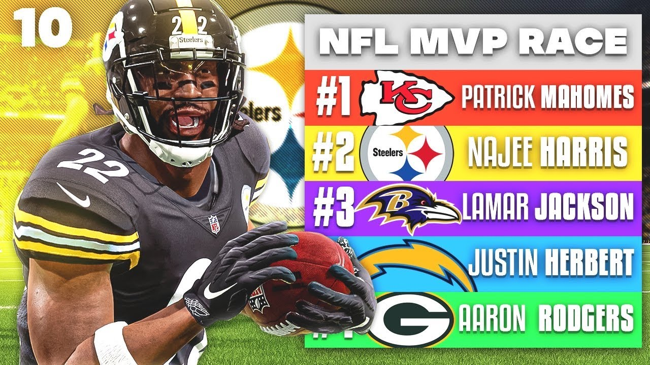 Download The MVP Vote, can Najee catch Mahomes! Steelers Franchise #10