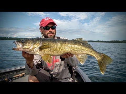 Uncovering Perrault Lake — Angling Edge TV