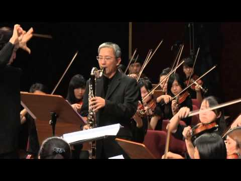 Bass Clarinet Concerto, a backwards theme & variations (on G
