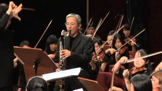 Bass Clarinet Concerto, a backwards theme & variations (on GANGNAM STYLE) by Michael Sidney Timpson