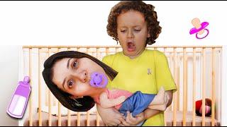 Todo Mundo já foi Bebê! 👶 Dany e Cadu