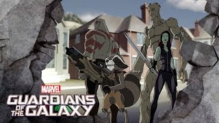Marvel's Guardians of the Galaxy Season 1, Ep. 24 - Clip 1