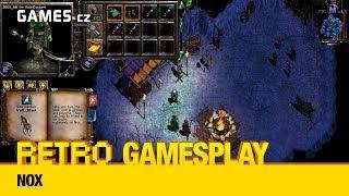 Retro GamesPlay - Nox + Extra Round - The Eternal Castle [REMASTERED]