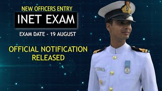 INET Written Exam Notification (Officers entry) | Vacancy, Eligibility, Syllabus, Marking scheme