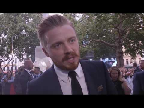 Jack Lowden: 'Working with Tom Hardy was an education'