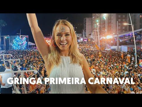 Primeira Vez Em Salvador Com Carnaval
