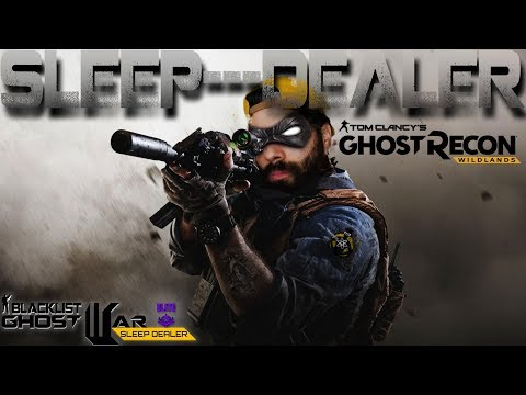 GHOST RECON: GHOST WAR LIVE STREAM/ GHOST RECON: BREAKPOINT PC/ PS4/ XBOX/ MULTIPLAYER