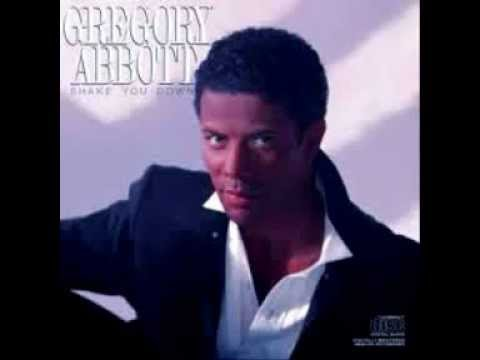 """Gregory Abbot  -  Shake You Down ( 12"""" Extended )"""