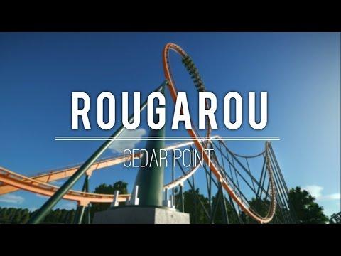 Planet Coaster Recreations - Rougarou [POV/Off-ride]